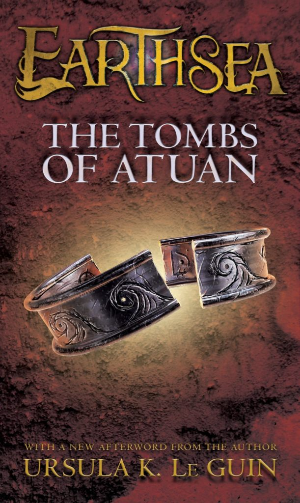 Earthsea: The Tombs of Atuan by Ursula K. Le Guin