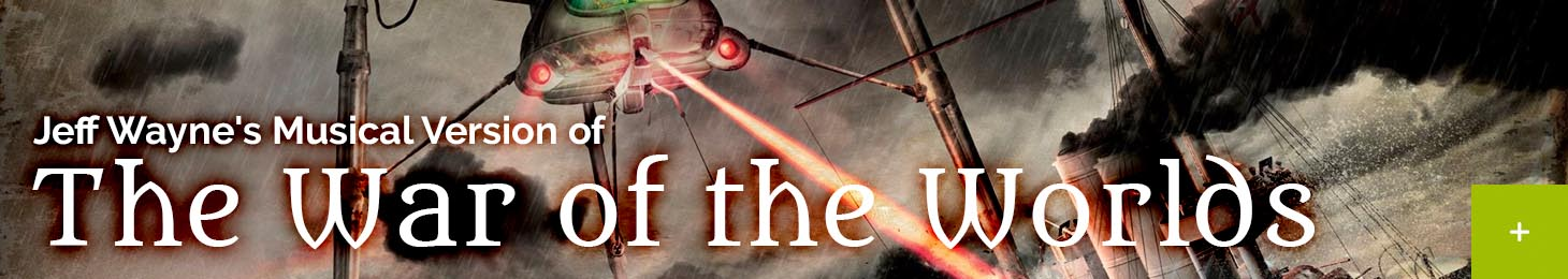 Event banner The War of the Worlds